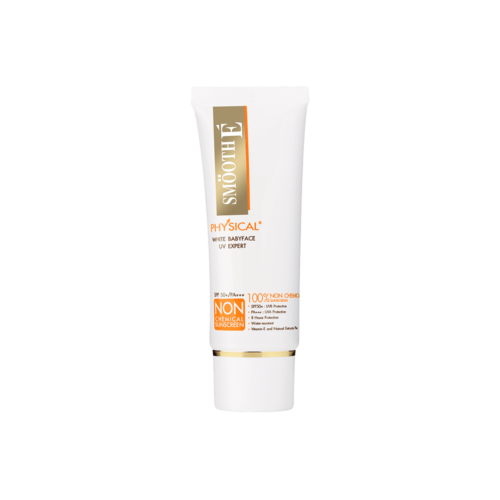 Smooth E Physical White Babyface SPF 50+ PA+++ UV Expert